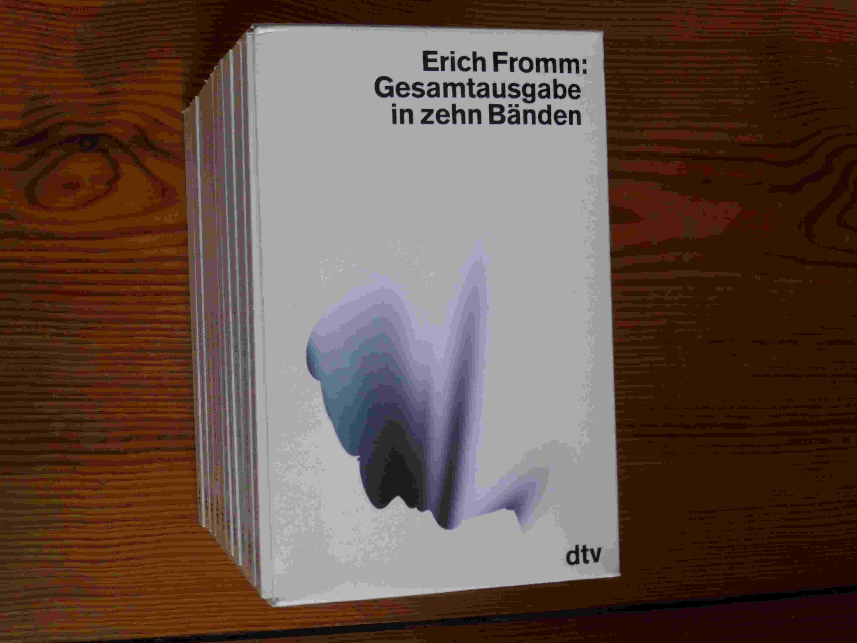 Erich Fromm: Gesamtausgabe