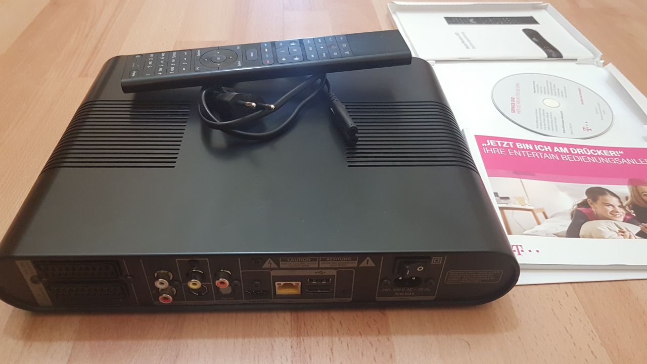 T-Home Media Receiver MR 303 Typ B